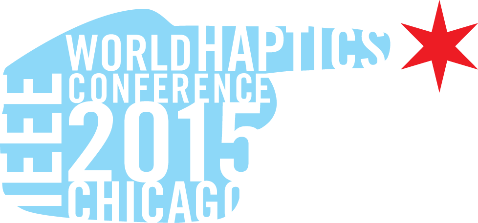 IEEE World Haptics Conference 2015 Chicago